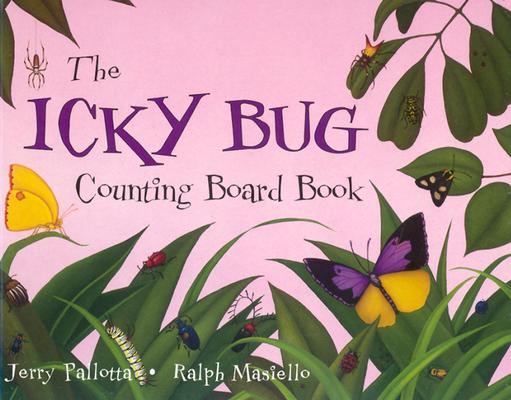 The Icky Bug Counting Board Book By Pallotta, Jerry/ Masiello, Ralph (ILT)